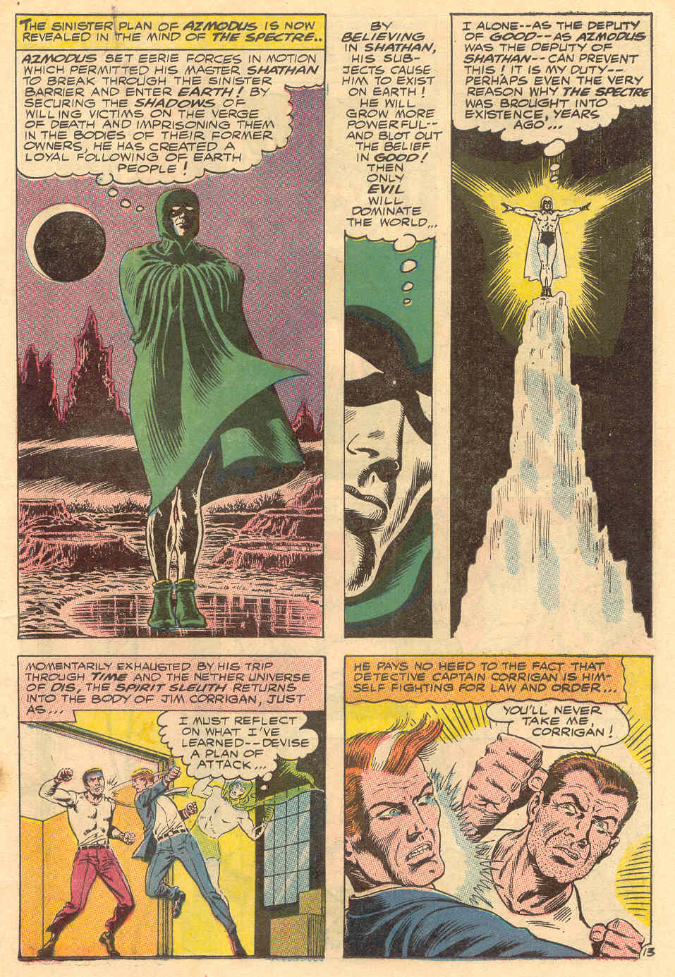 Read online Adventure Comics (1938) comic -  Issue #492 - 86