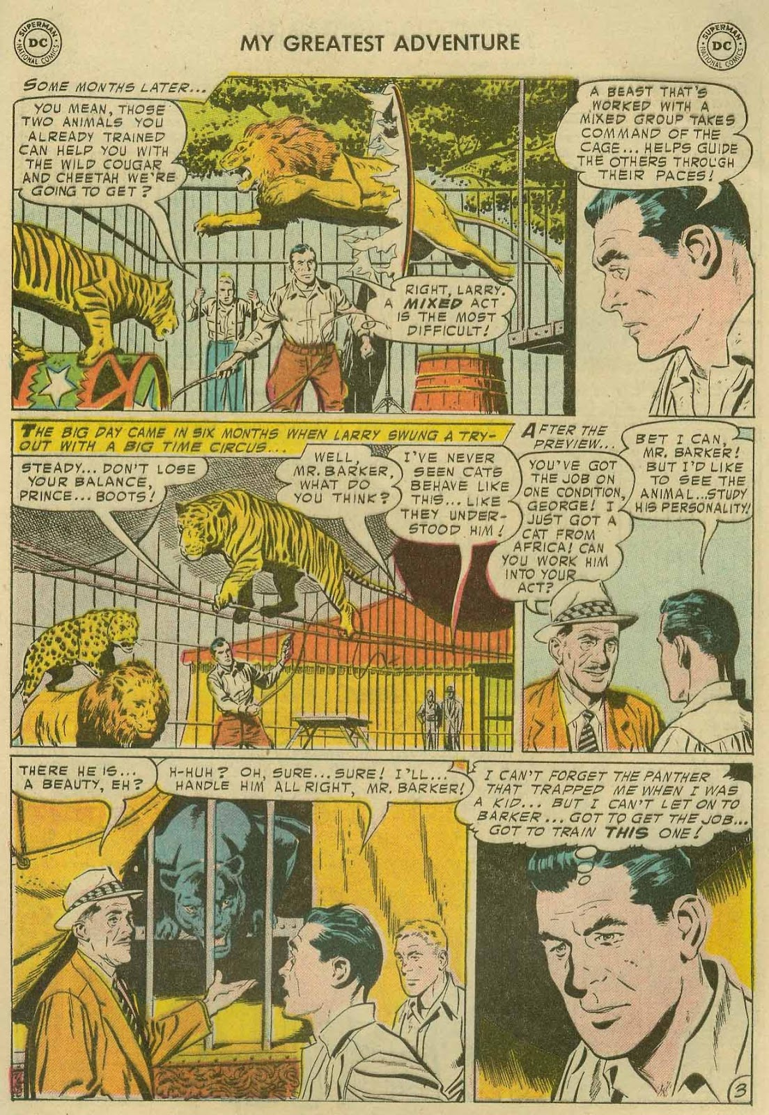 My Greatest Adventure (1955) issue 5 - Page 27