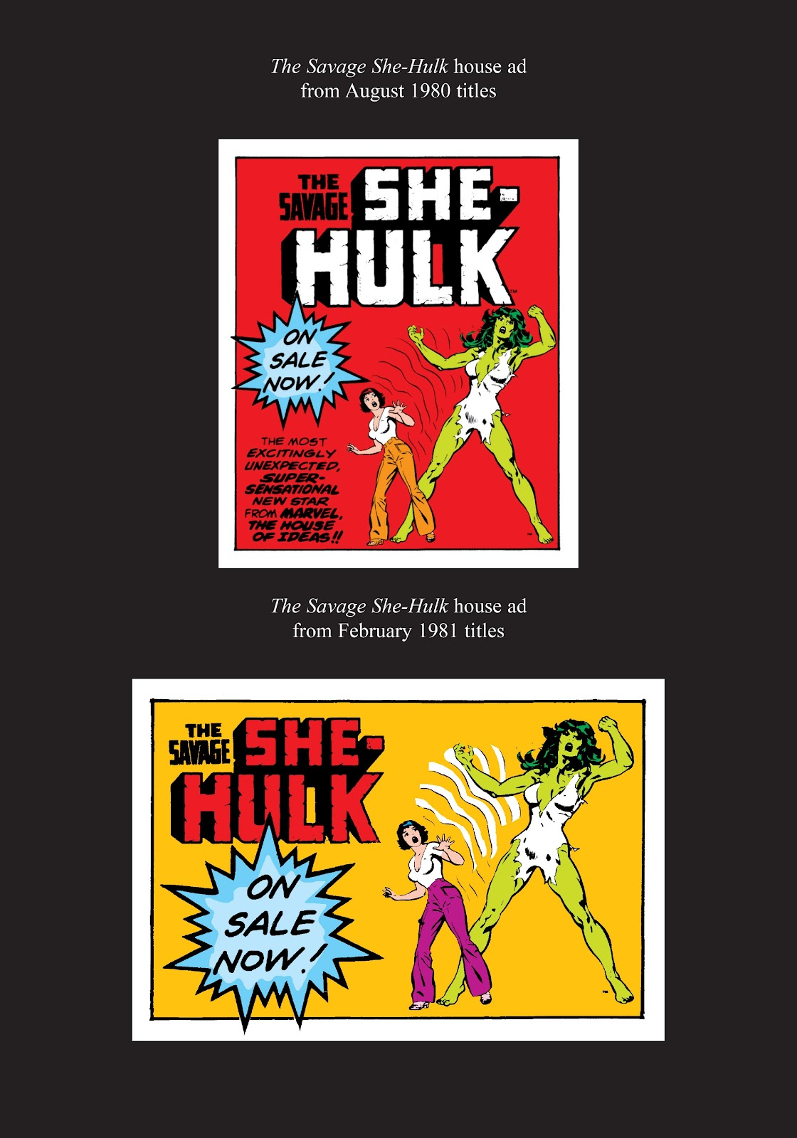 Marvel Masterworks: The Savage She-Hulk issue TPB_1_(Part_3) - Page 112