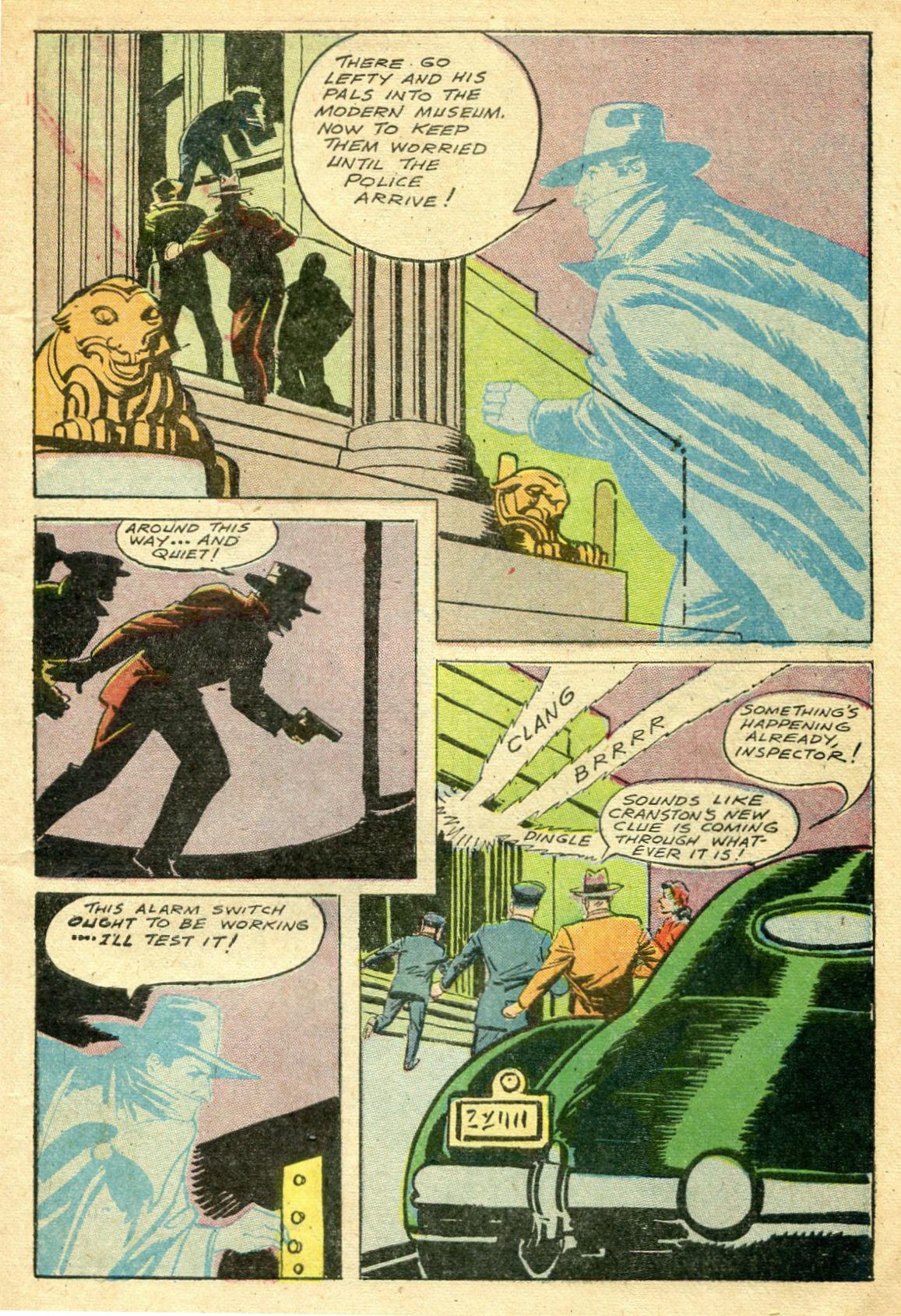 Read online Shadow Comics comic -  Issue #44 - 12