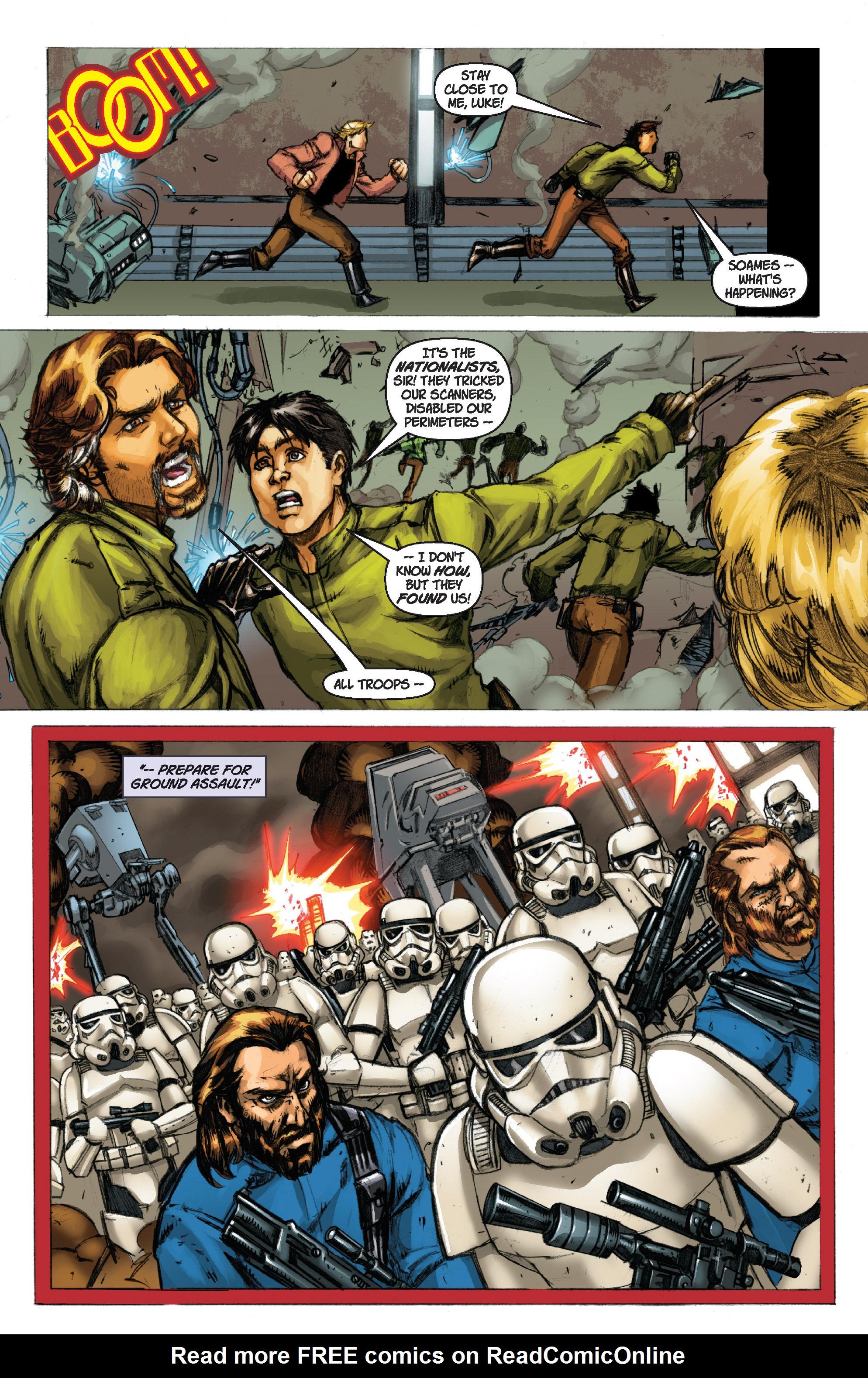 Read online Star Wars Omnibus comic -  Issue # Vol. 20 - 113