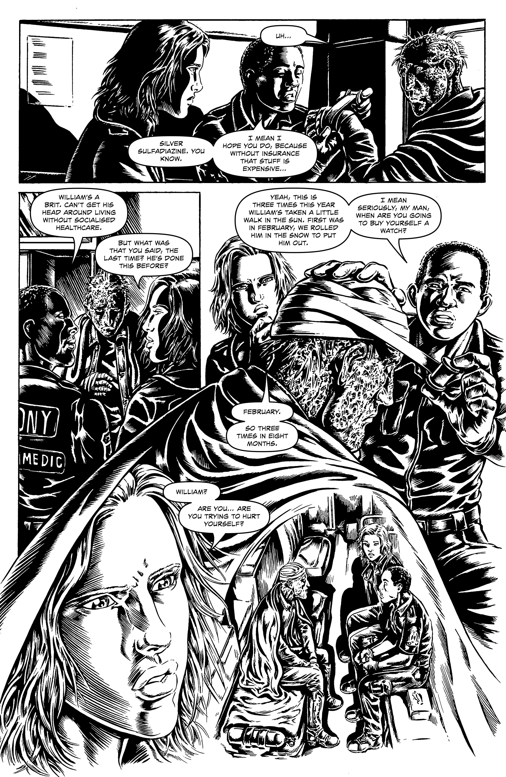 Read online Alan Moore's Cinema Purgatorio comic -  Issue #1 - 19