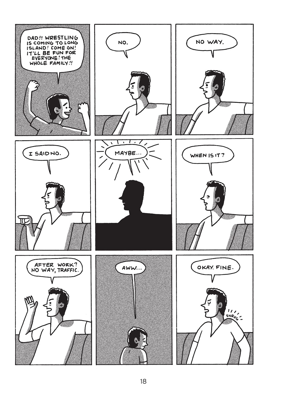 Read online Is This Guy For Real?: The Unbelievable Andy Kaufman comic -  Issue # TPB (Part 1) - 23