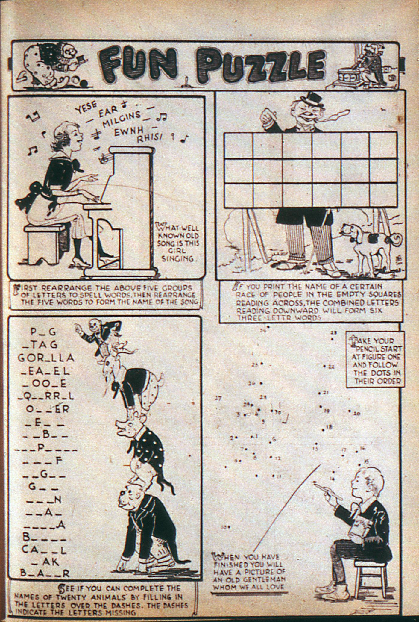 Read online Adventure Comics (1938) comic -  Issue #6 - 26
