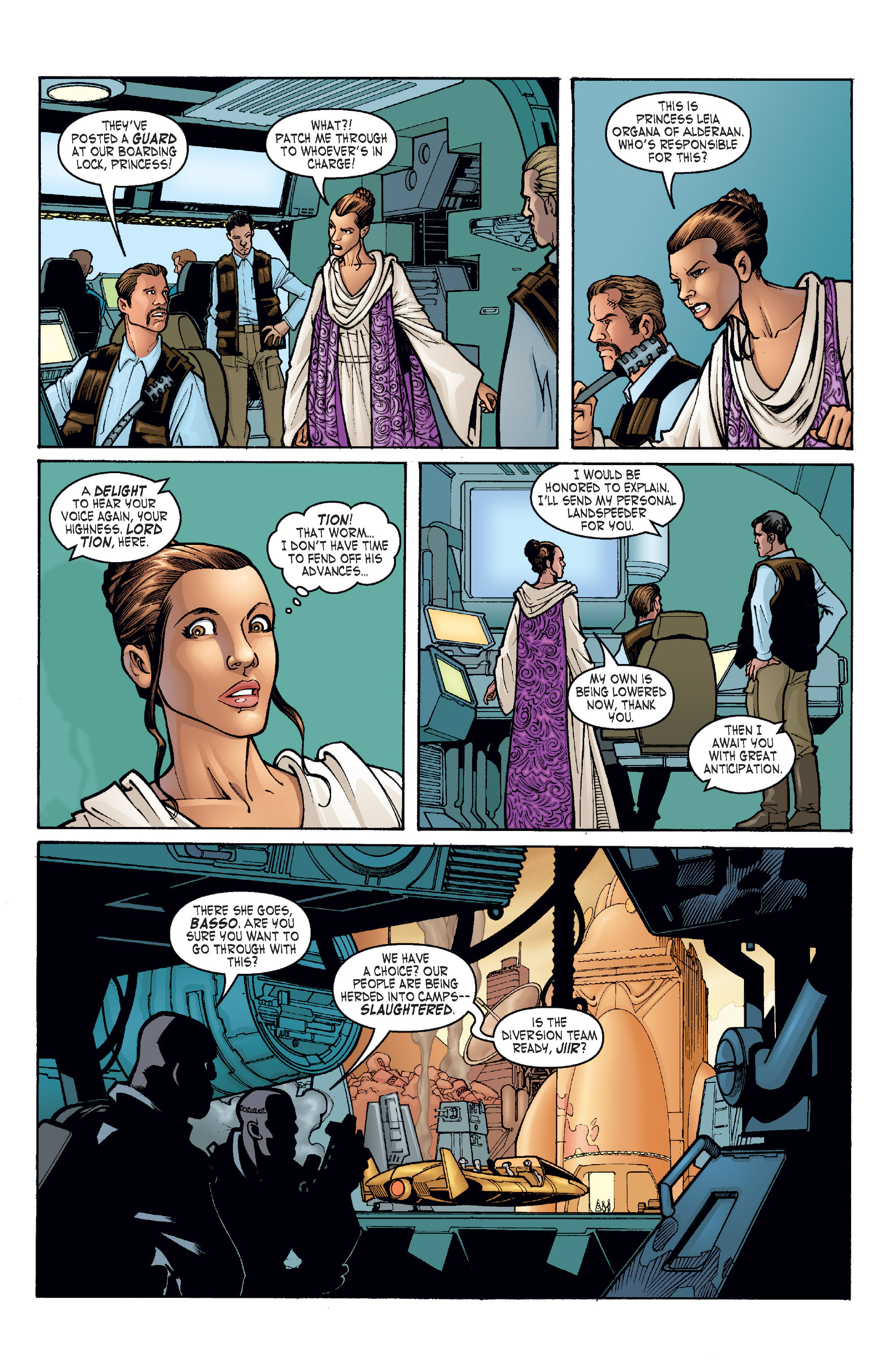 Read online Star Wars Omnibus comic -  Issue # Vol. 17 - 99