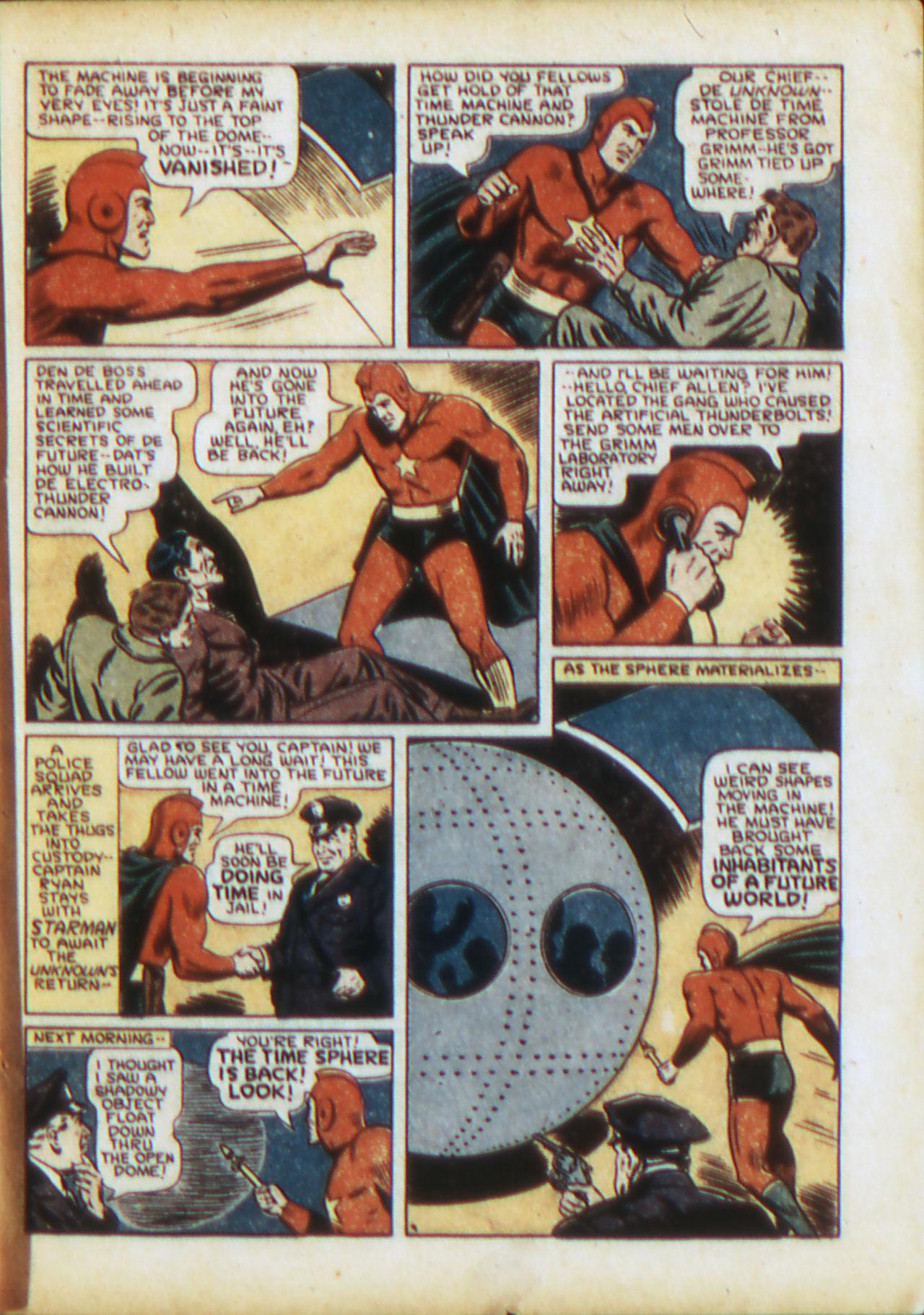Read online Adventure Comics (1938) comic -  Issue #71 - 12