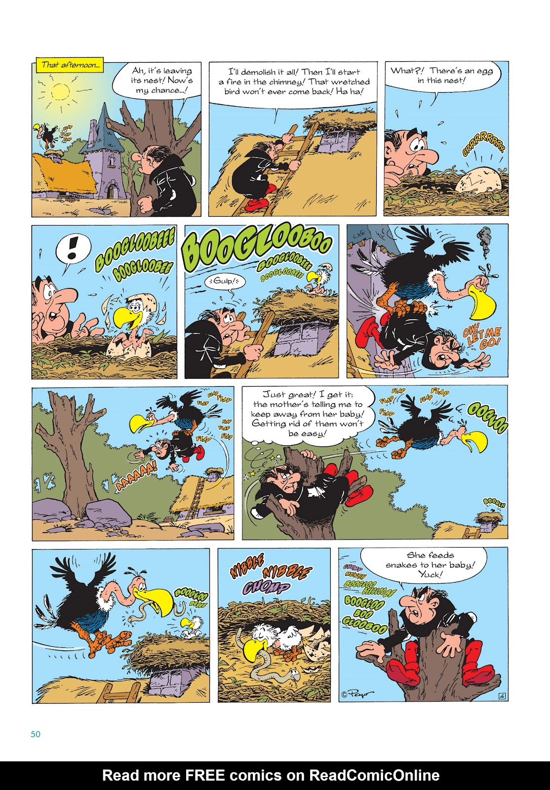 Read online The Smurfs comic -  Issue #15 - 51