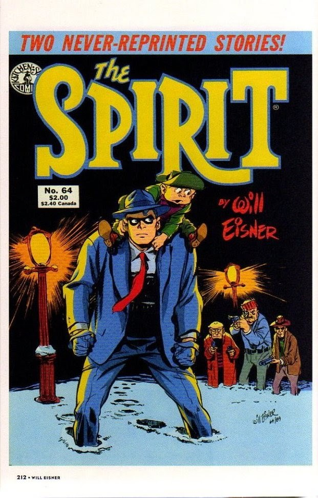Read online Will Eisner's The Spirit Archives comic -  Issue # TPB 26 (Part 3) - 19