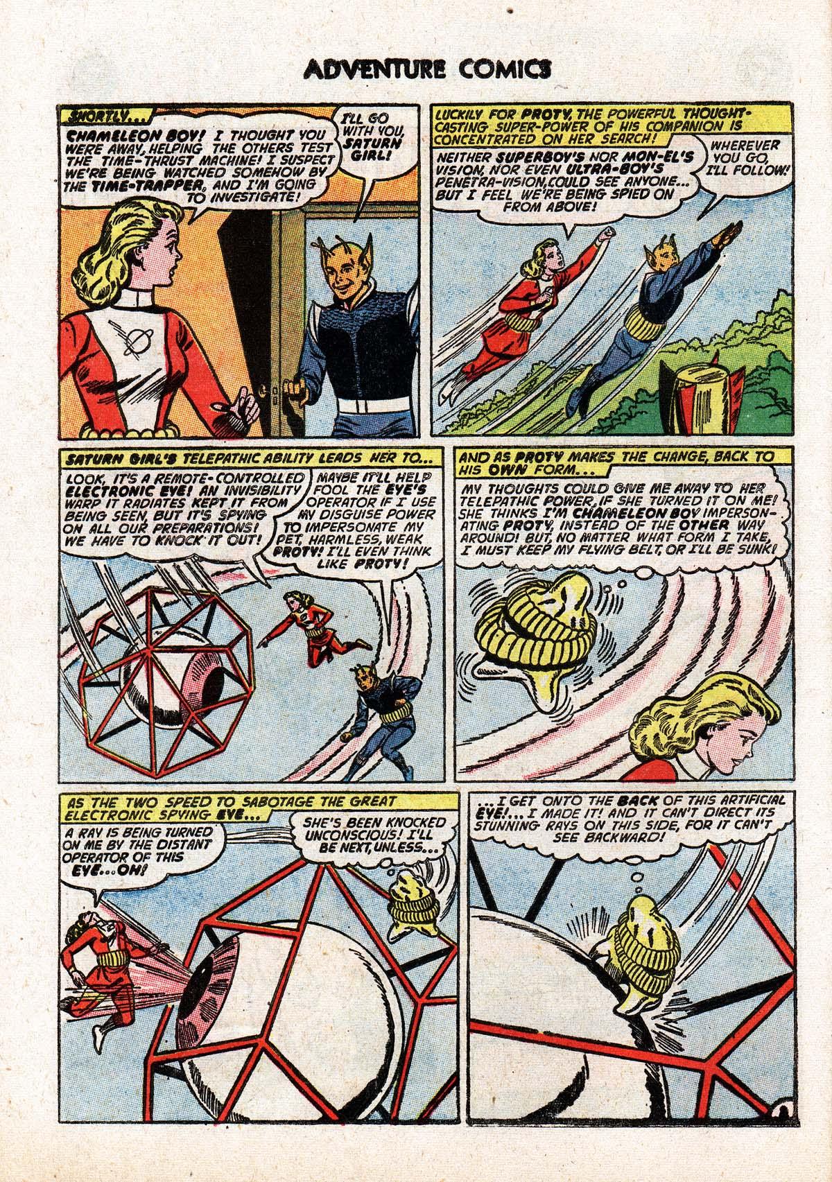 Read online Adventure Comics (1938) comic -  Issue #322 - 14