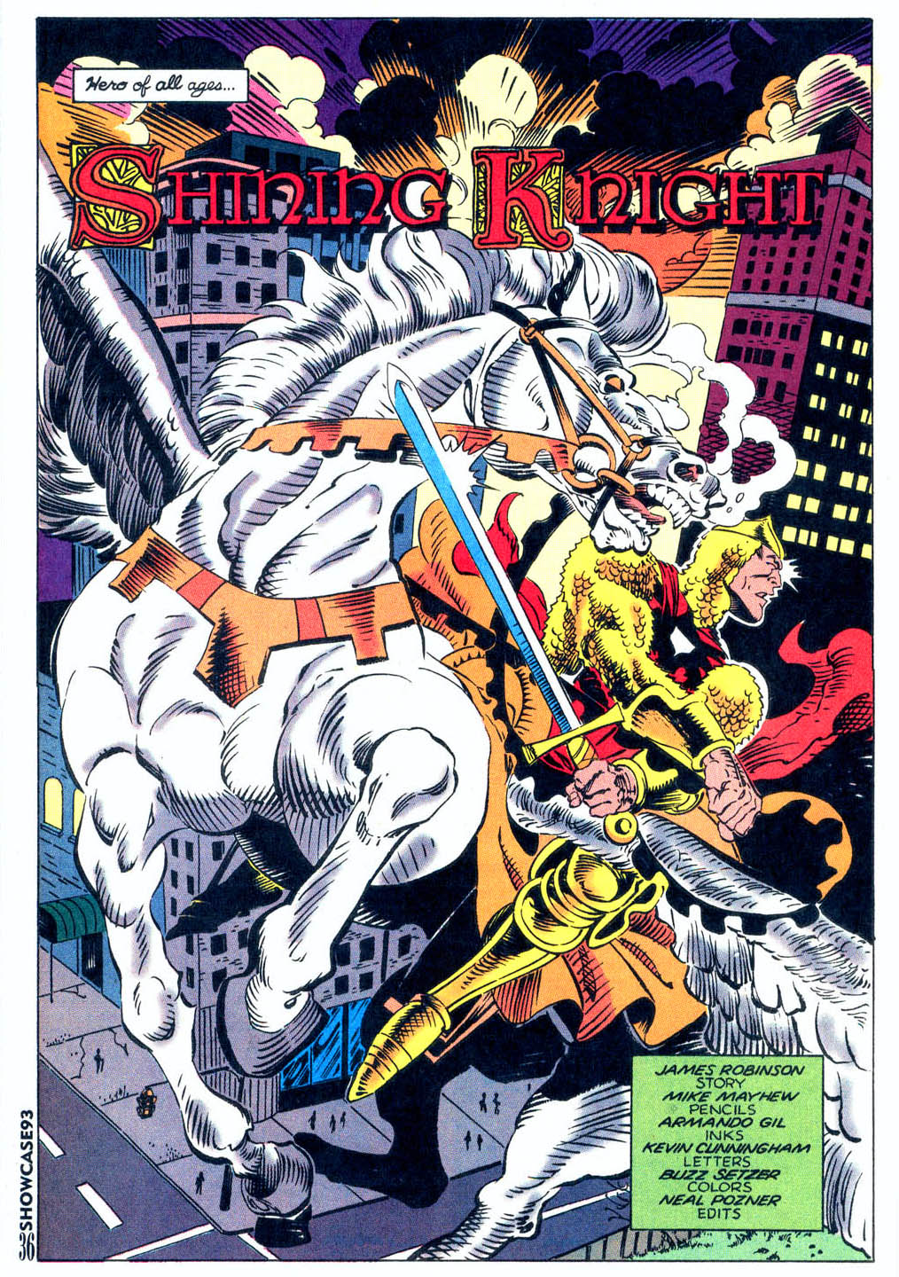Read online Showcase '93 comic -  Issue #9 - 32