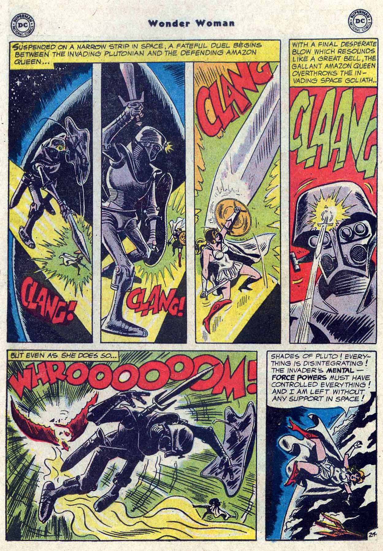Read online Wonder Woman (1942) comic -  Issue #121 - 30