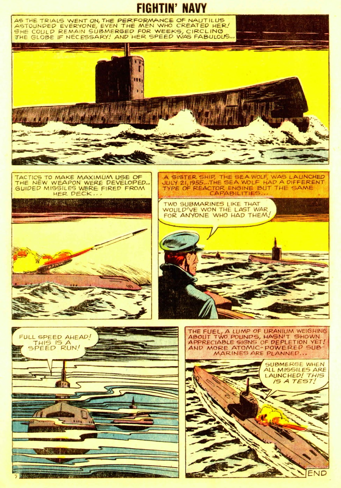 Read online Fightin' Navy comic -  Issue #83 - 58
