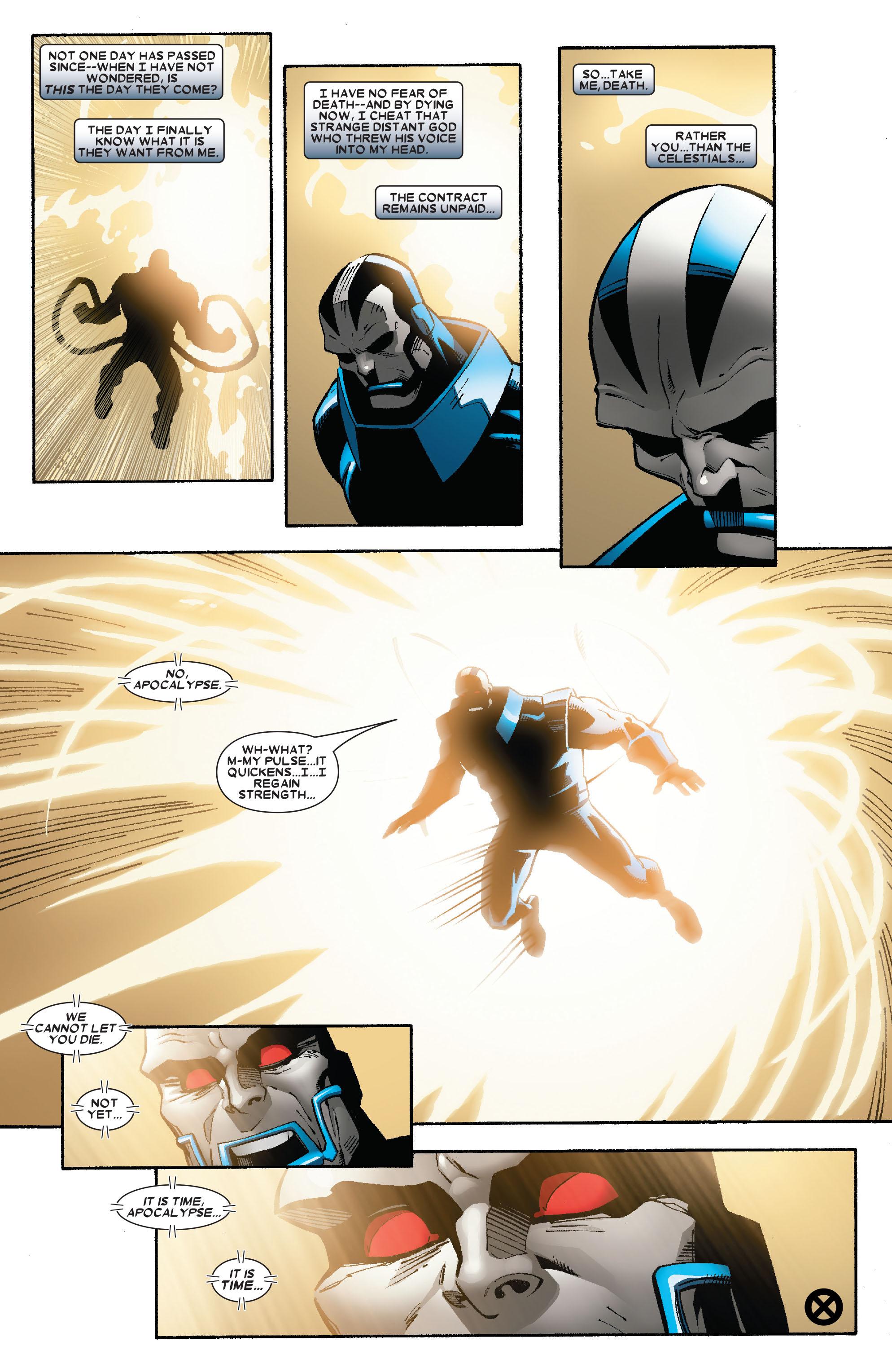 X-Men (1991) 186 Page 27