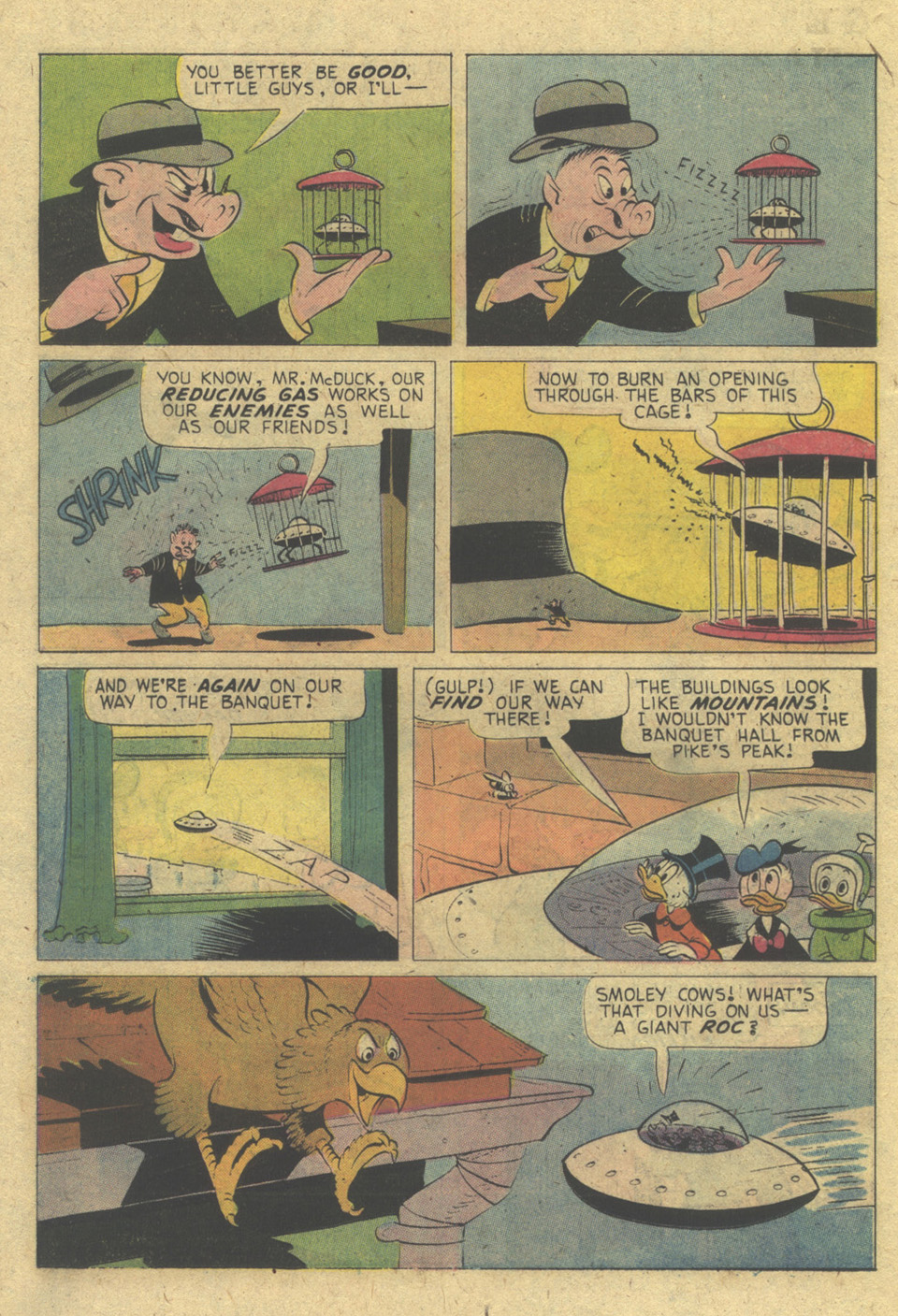 Read online Uncle Scrooge (1953) comic -  Issue #130 - 22