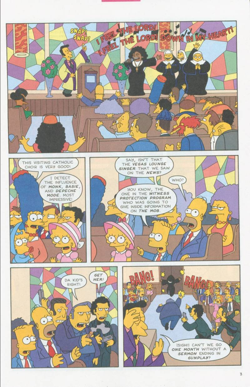 Read online Simpsons Comics comic -  Issue #69 - 4
