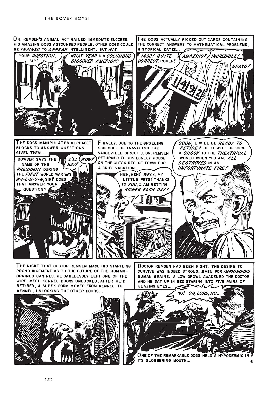 Read online Sucker Bait and Other Stories comic -  Issue # TPB (Part 2) - 67