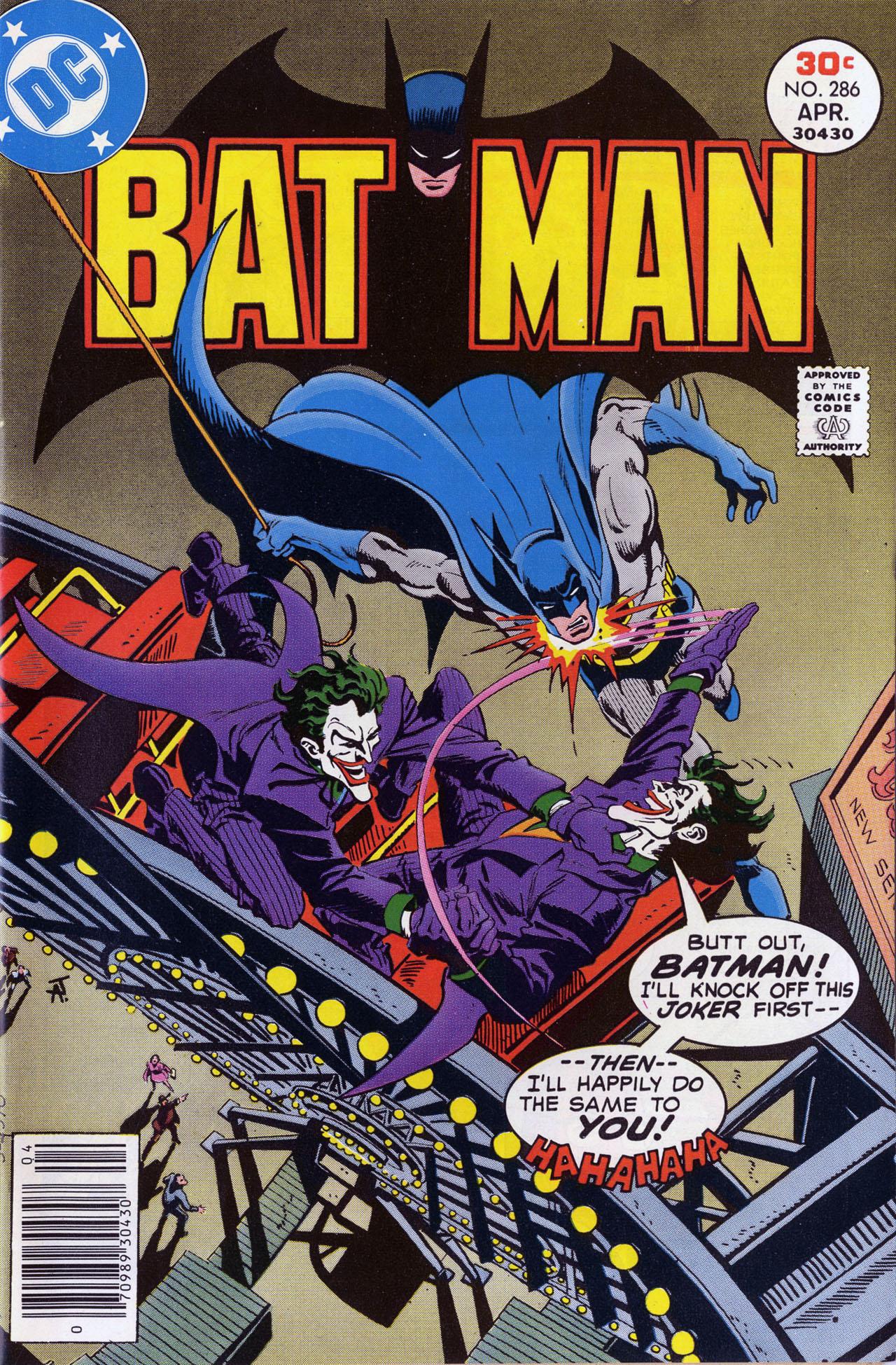 Batman (1940) 286 Page 1