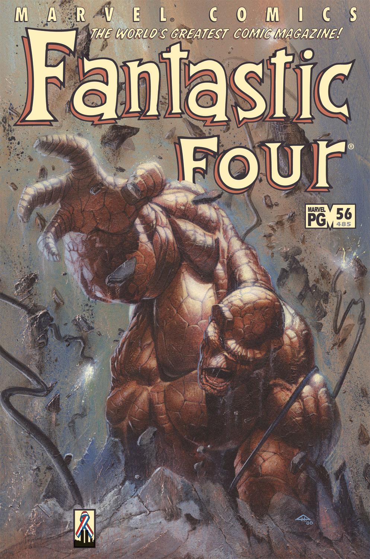 Fantastic Four (1998) 56 Page 1