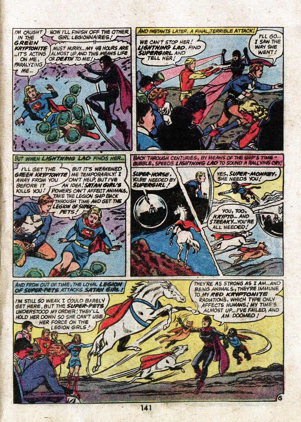 Read online Adventure Comics (1938) comic -  Issue #500 - 141