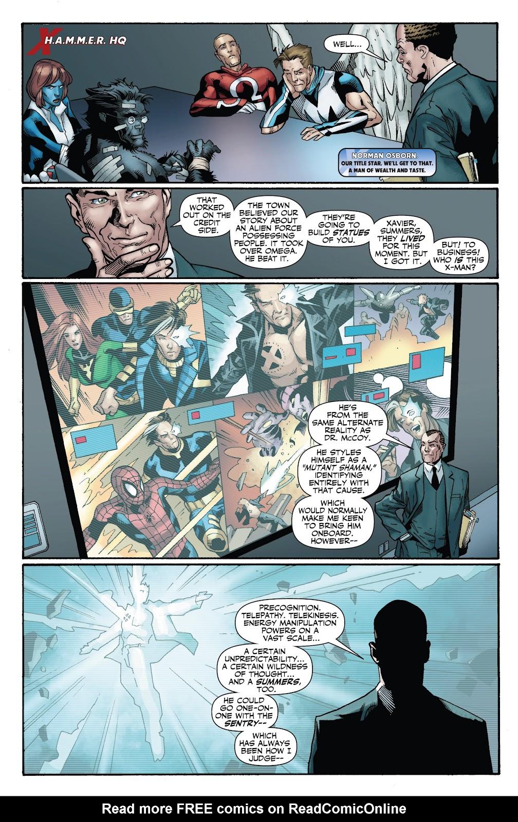 Dark X-Men Issue #2
