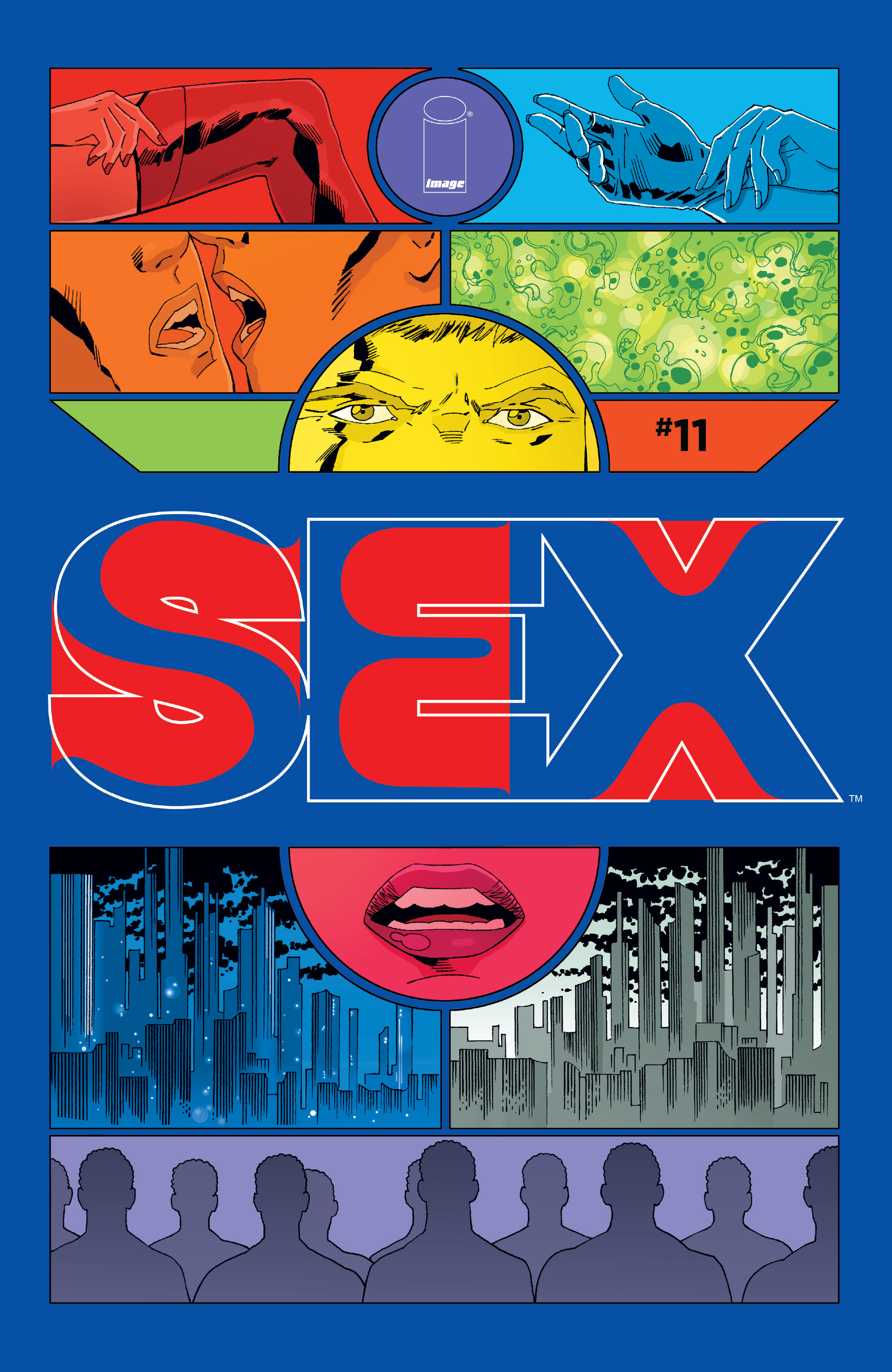 Read online Sex comic -  Issue #11 - 1