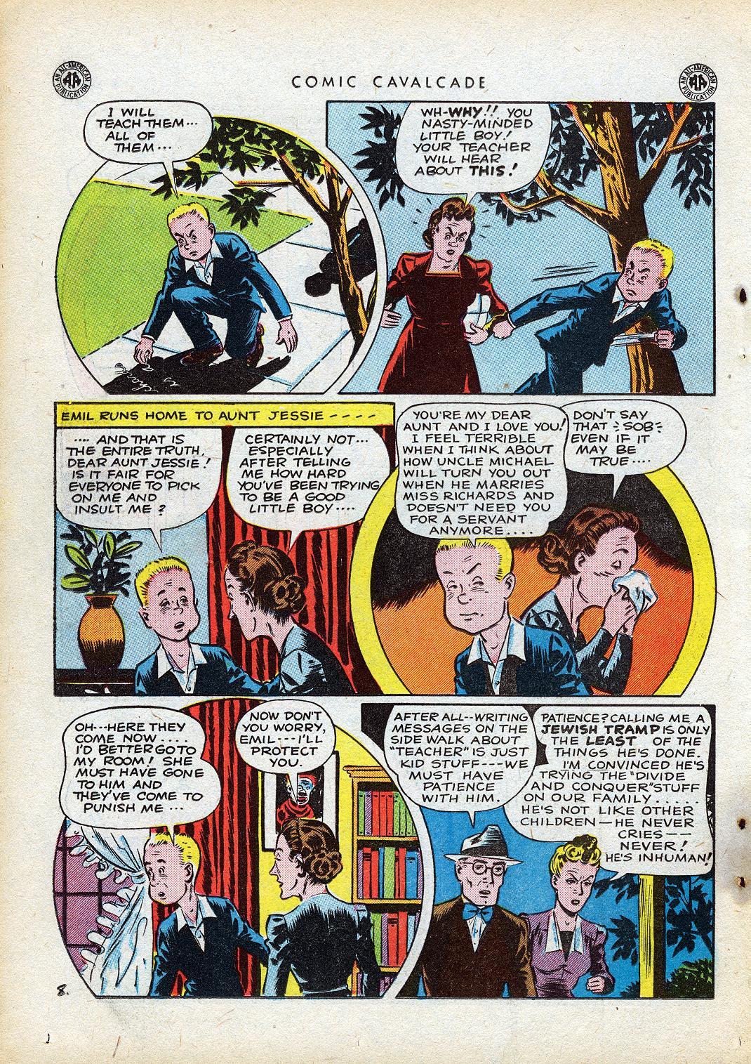 Comic Cavalcade issue 10 - Page 27