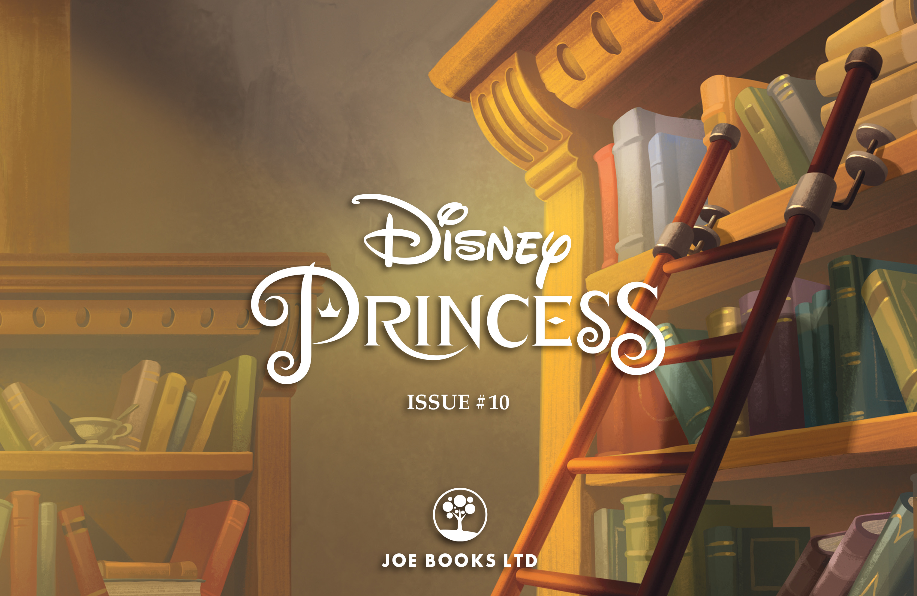 Read online Disney Princess comic -  Issue #10 - 3