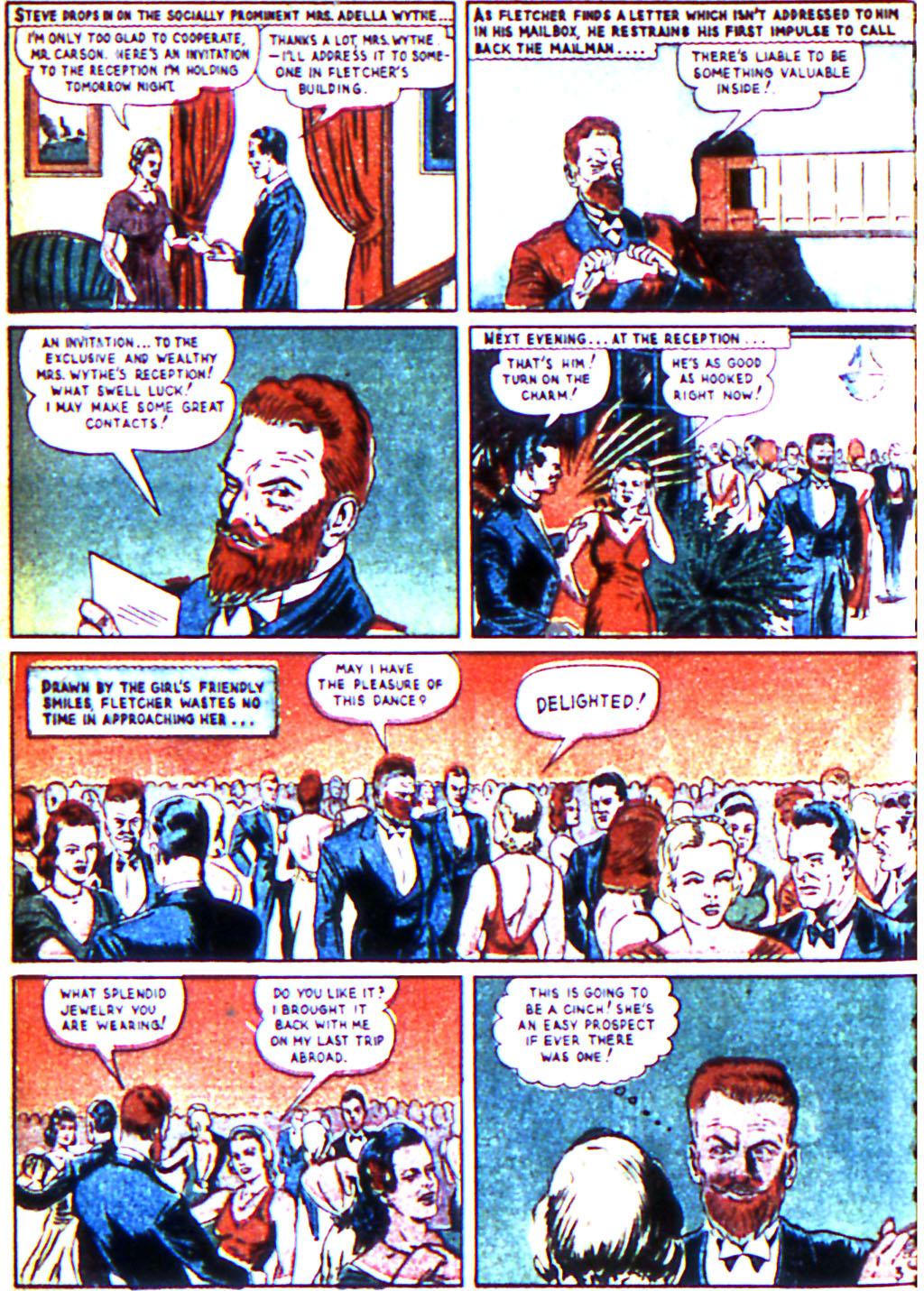 Read online Adventure Comics (1938) comic -  Issue #44 - 24