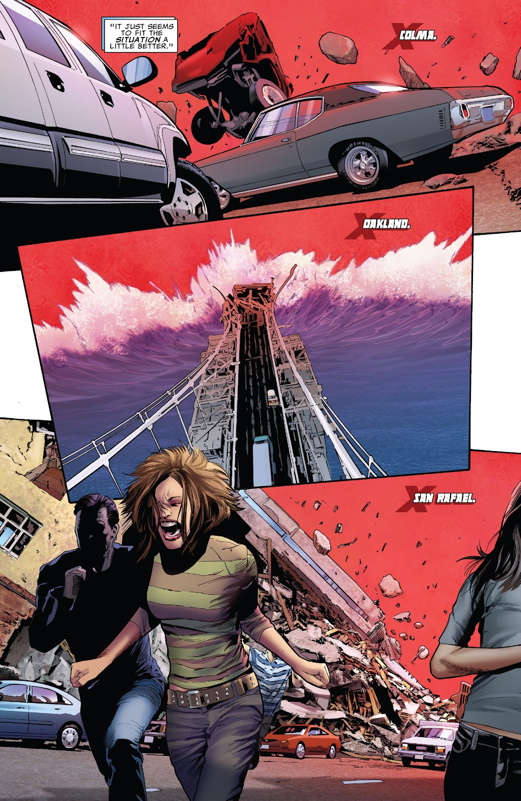 Read online X-Men: Second Coming comic -  Issue # _TPB (Part 2) - 88