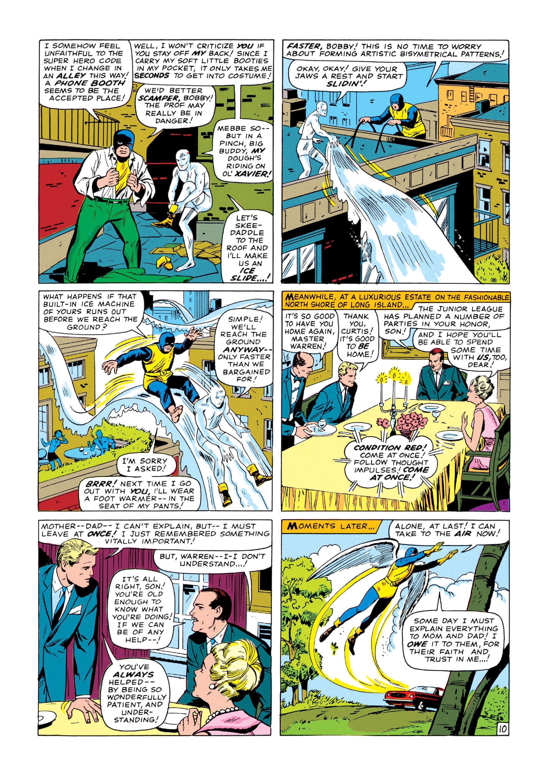 Read online Uncanny X-Men (1963) comic -  Issue #14 - 11