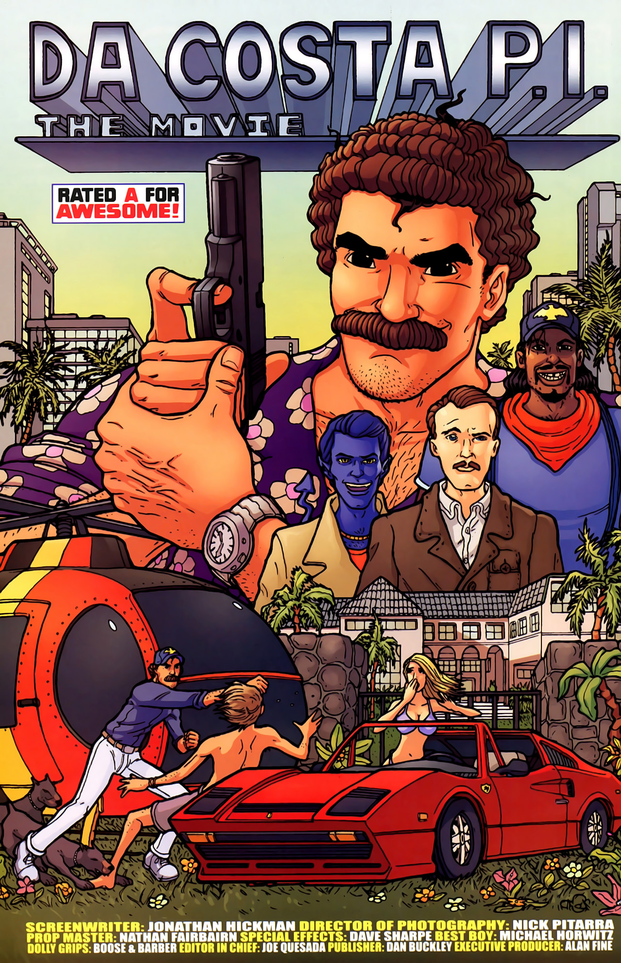 Read online Astonishing Tales (2009) comic -  Issue #6 - 28