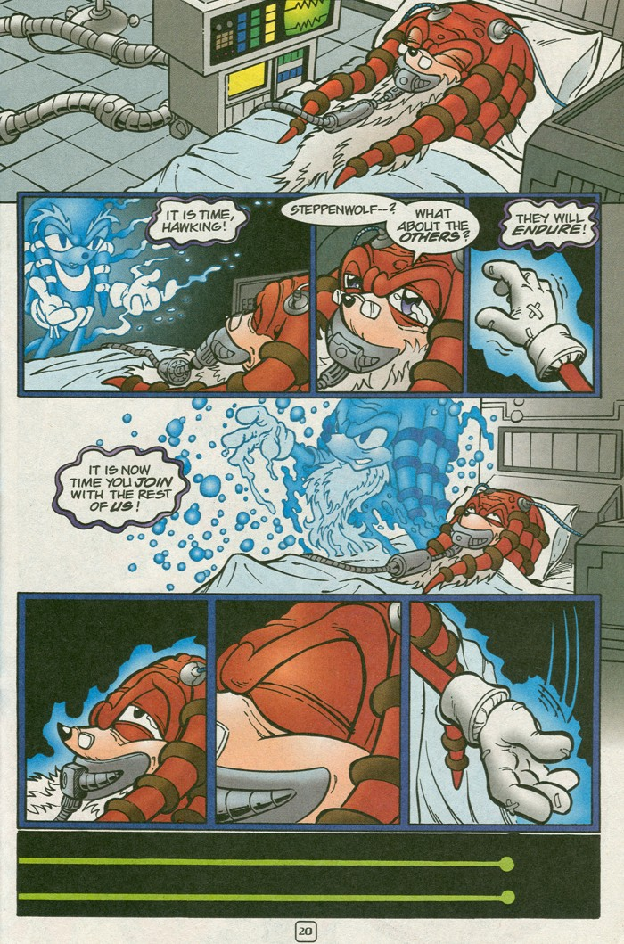 Read online Sonic Super Special comic -  Issue #14 - best of times - 33