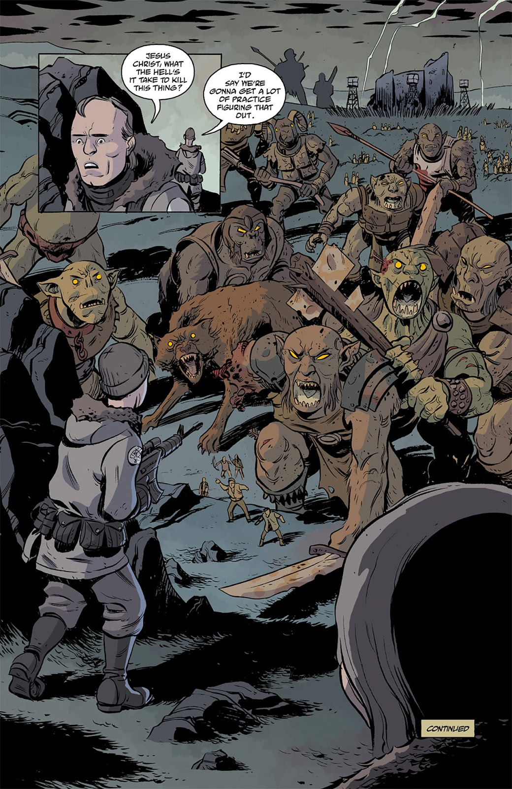 Read online B.P.R.D. Hell on Earth: The Return of the Master comic -  Issue #3 - 24