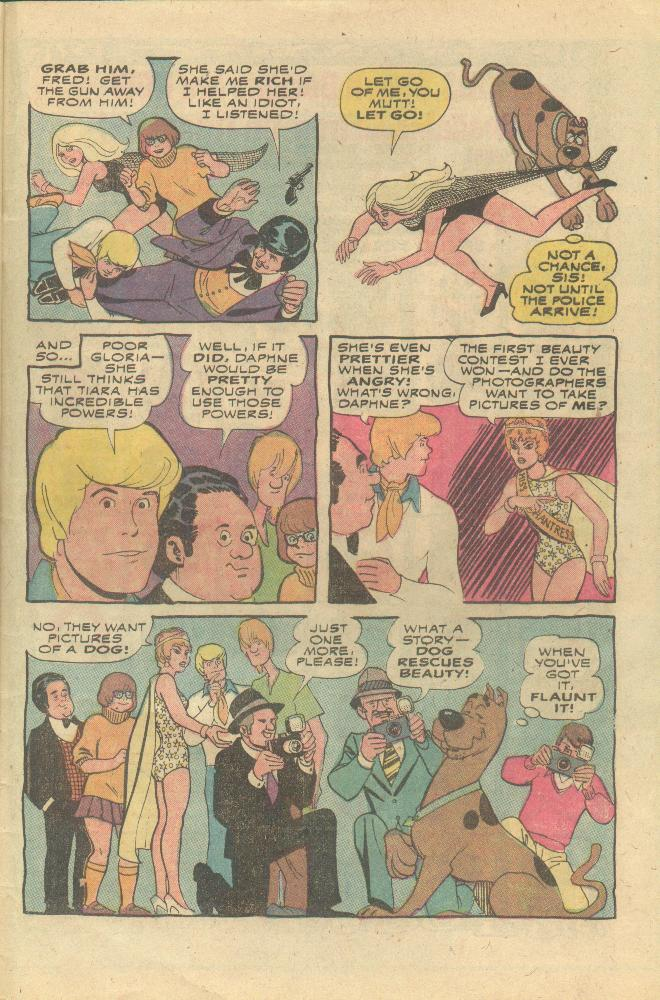 Read online Scooby-Doo... Mystery Comics comic -  Issue #25 - 26