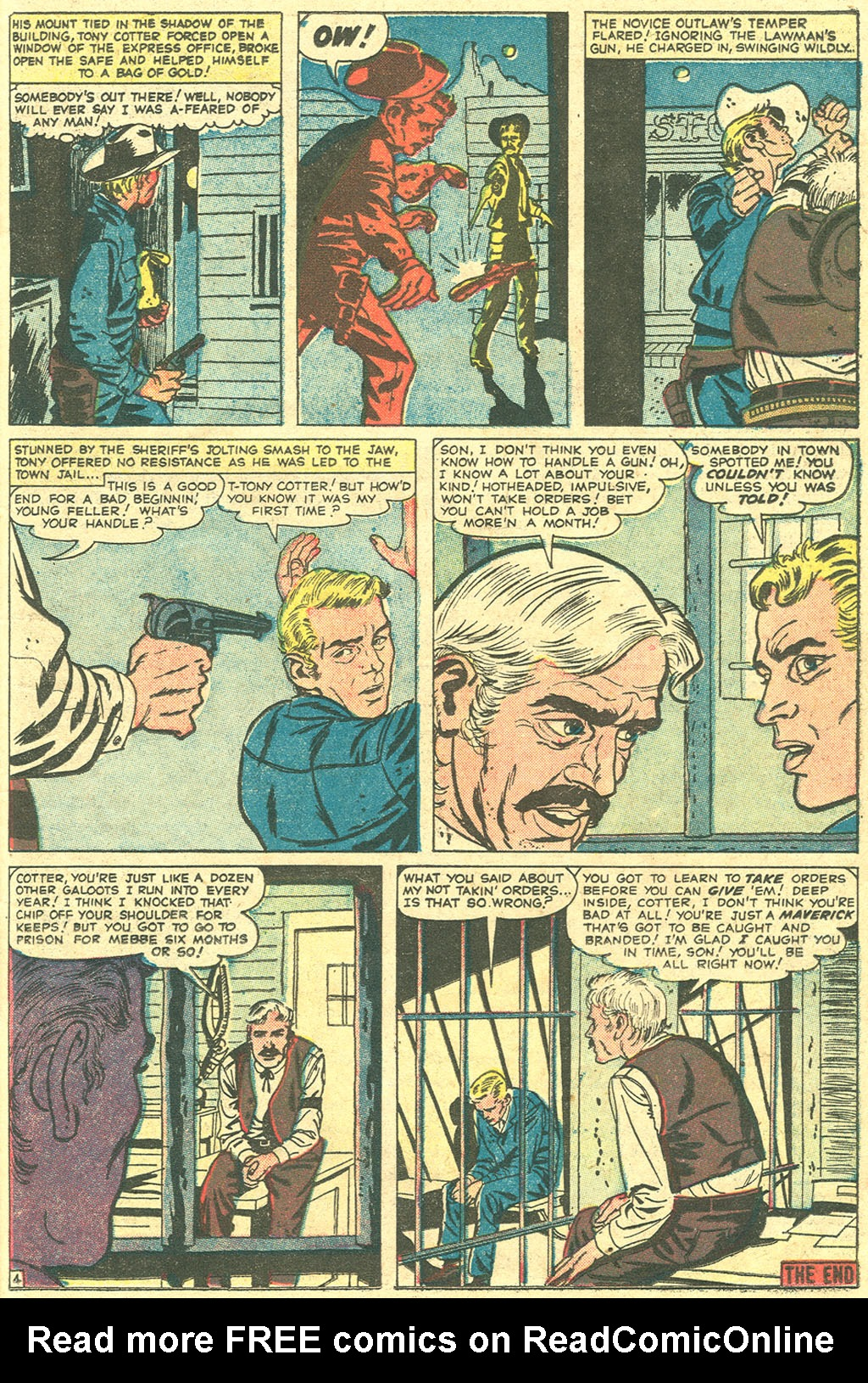 Read online Two-Gun Kid comic -  Issue #44 - 23