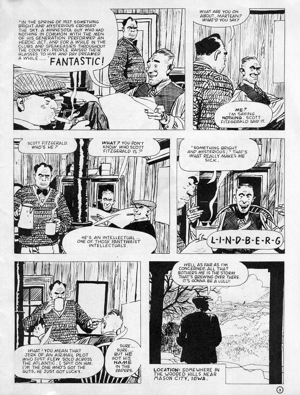 Aces issue 1 - Page 5