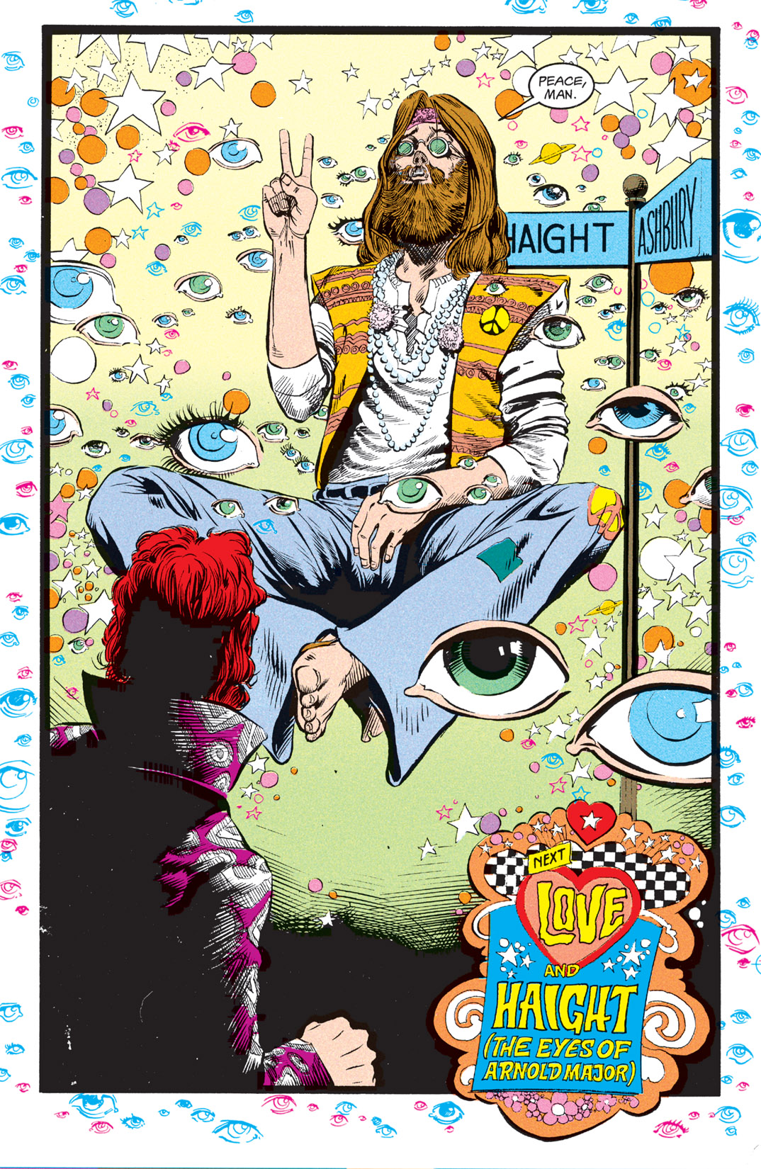 Read online Shade, the Changing Man comic -  Issue #7 - 25
