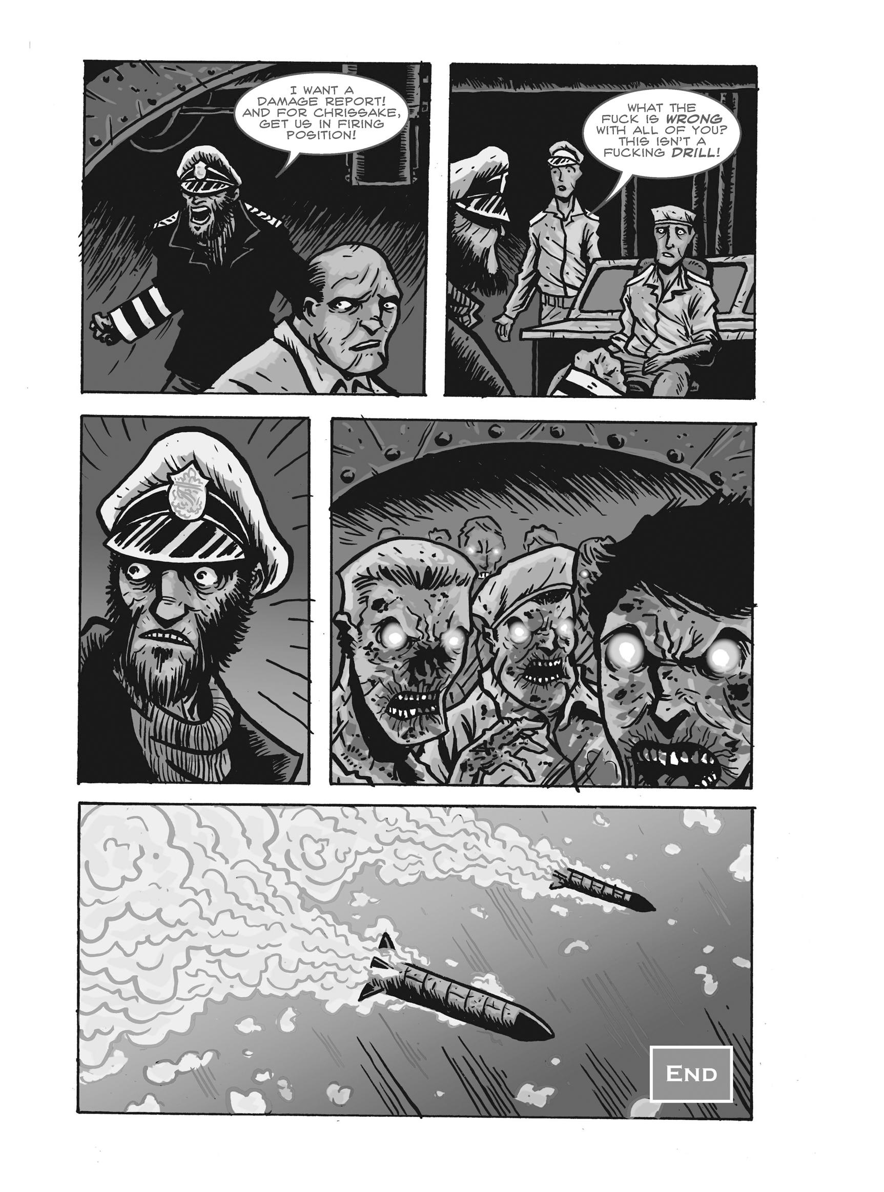 Read online FUBAR comic -  Issue #2 - 83
