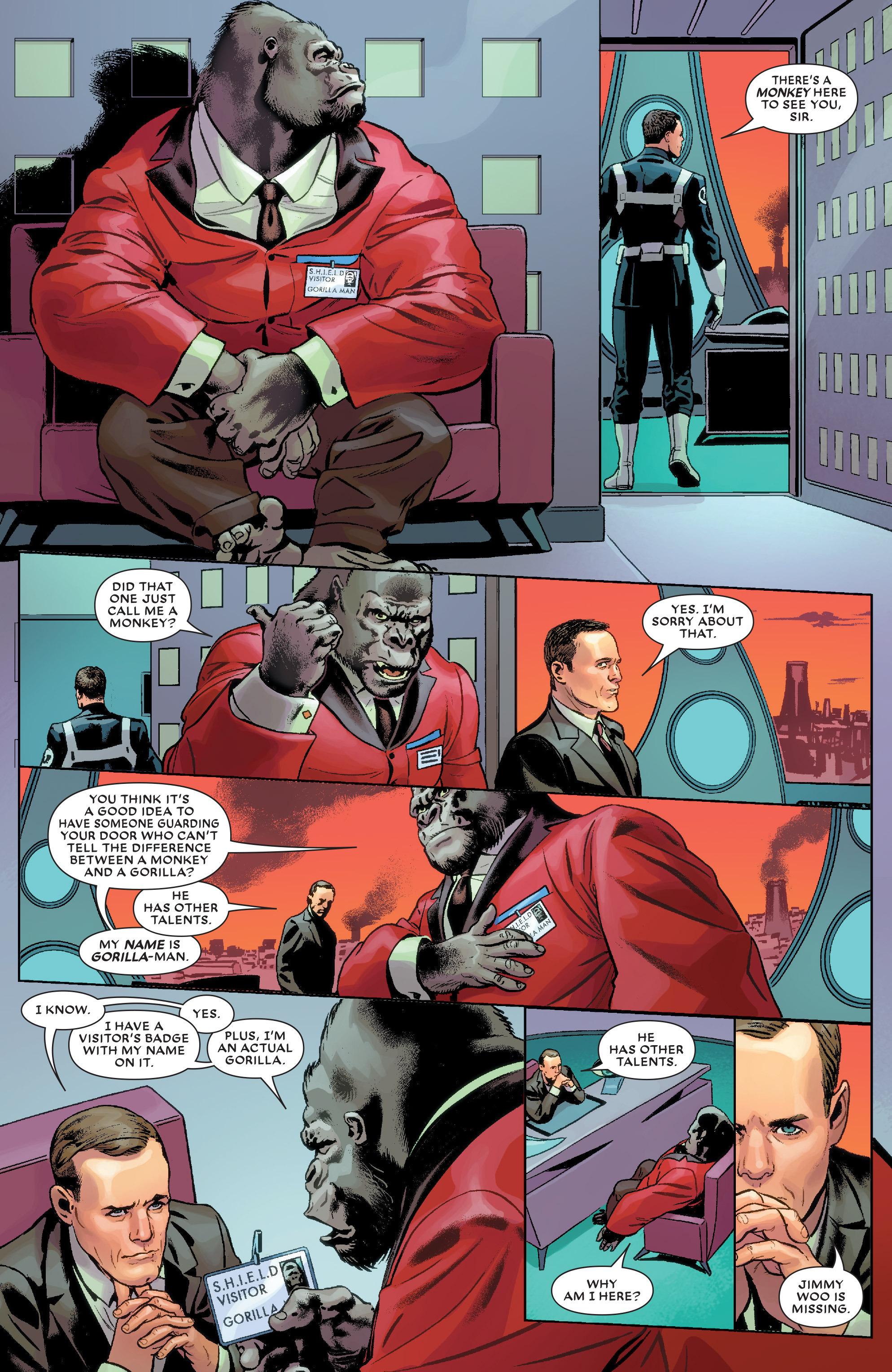 Read online Secret Wars: Agents of Atlas comic -  Issue # Full - 6