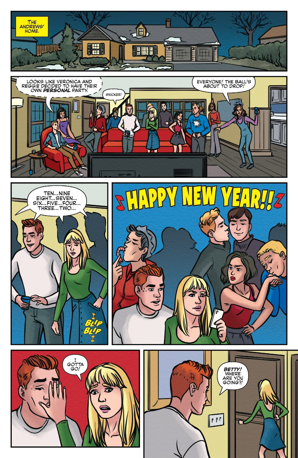 Read online Betty & Veronica (2019) comic -  Issue #3 - 20