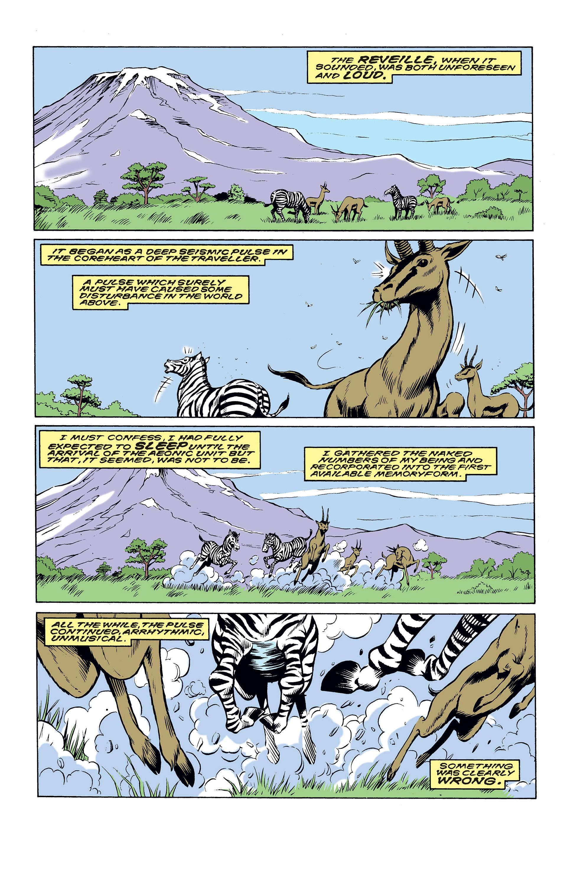 Read online Animal Man (1988) comic -  Issue #10 - 2