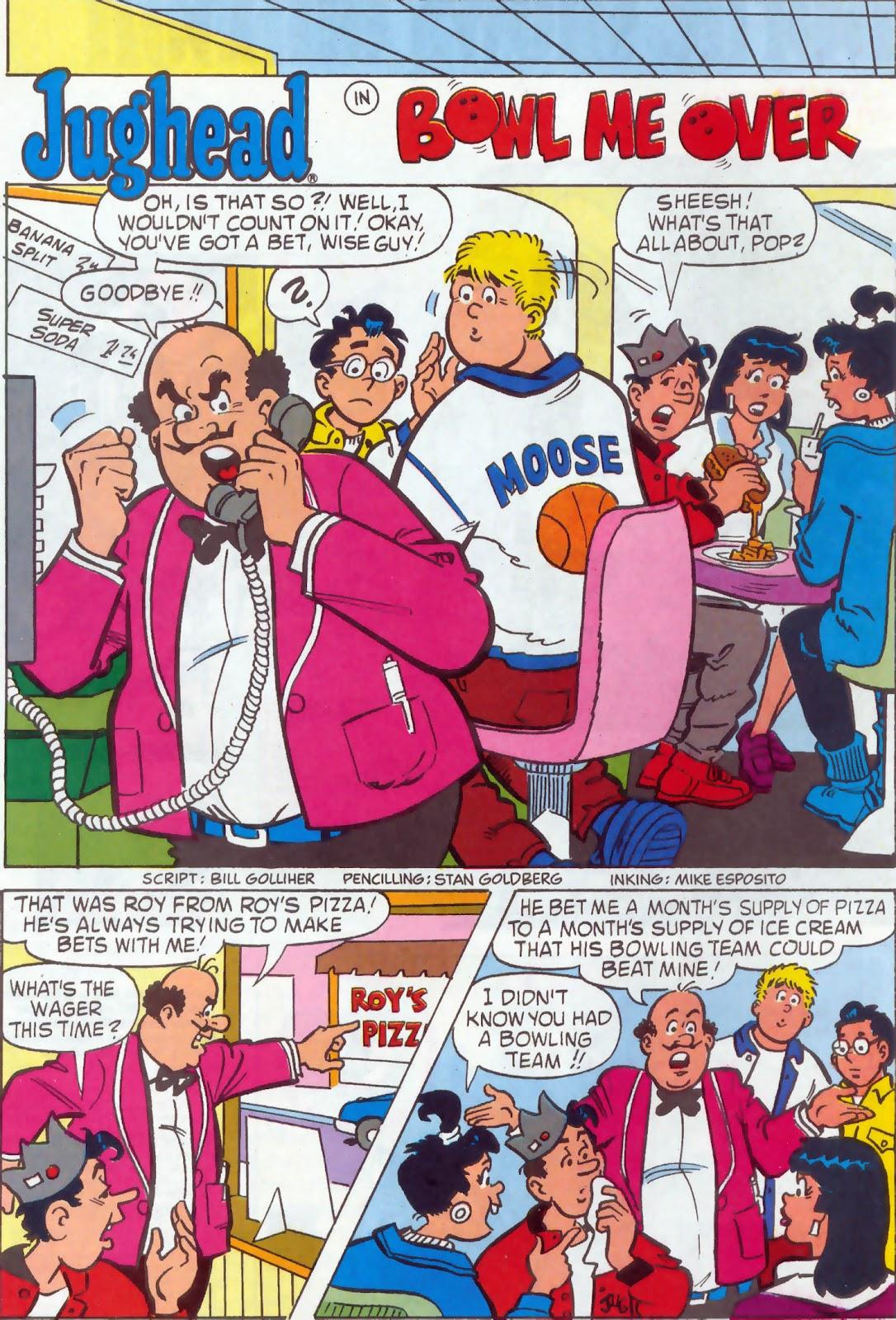 Read online Archie's Pal Jughead Comics comic -  Issue #54 - 13