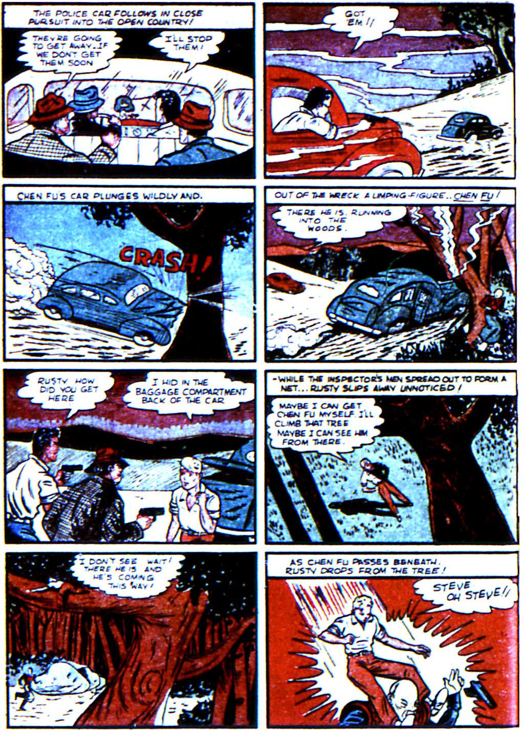 Read online Adventure Comics (1938) comic -  Issue #45 - 52