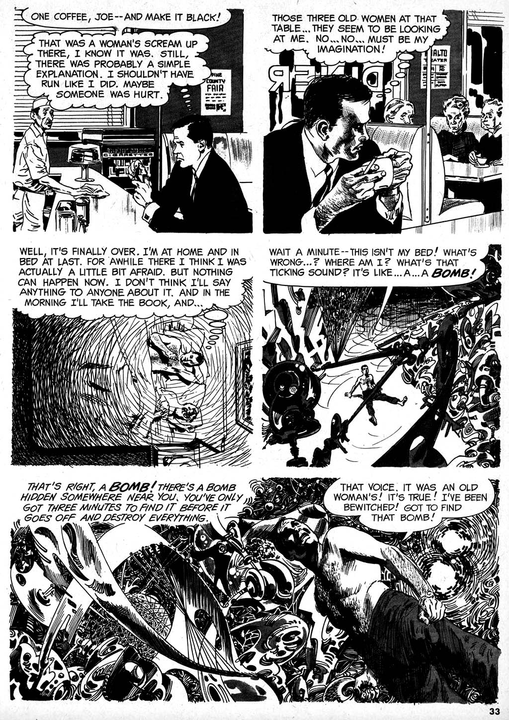 Creepy (1964) Issue #1 #1 - English 33