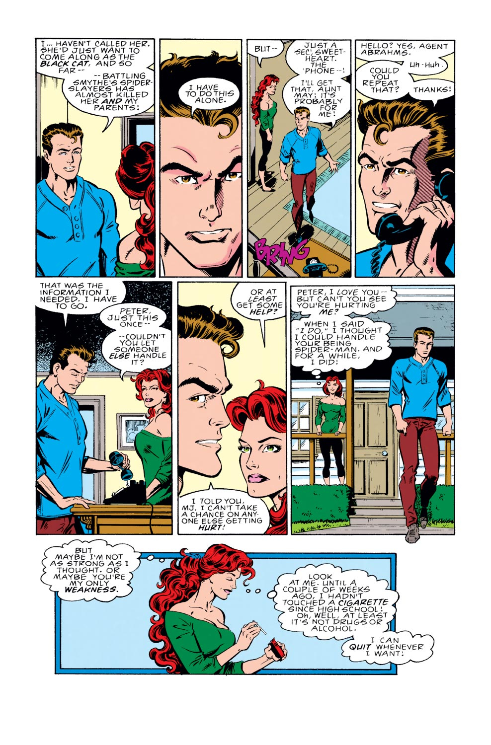 The Amazing Spider-Man (1963) 373 Page 6