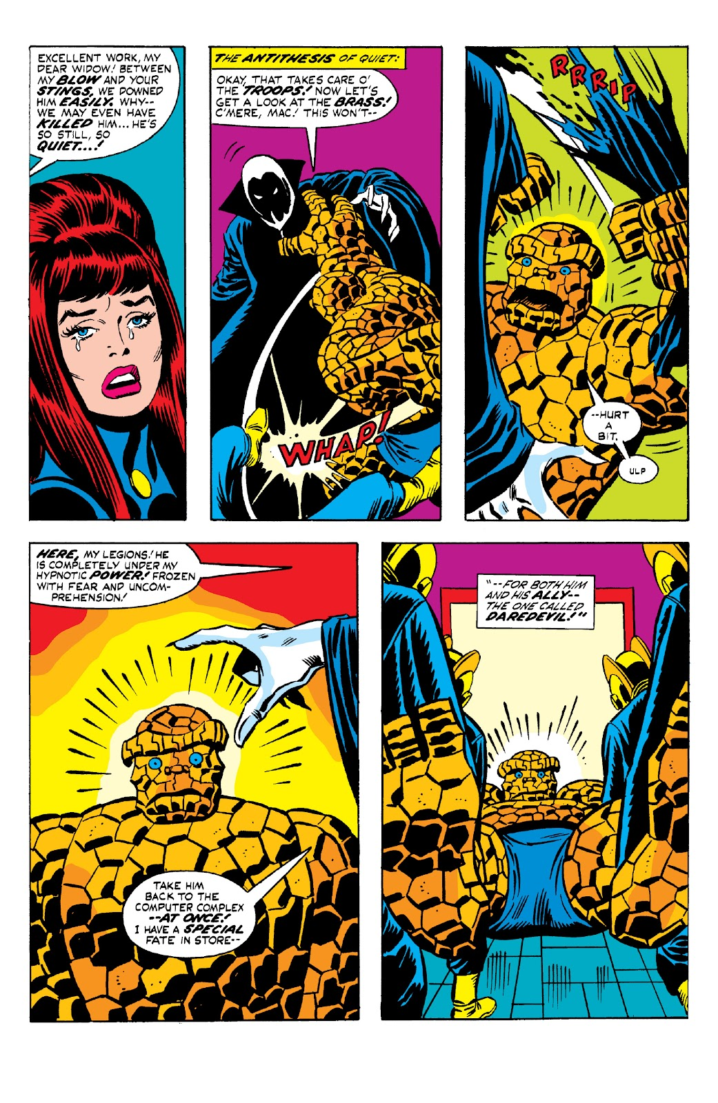 Read online Marvel Two-In-One Epic Collection: Cry Monster comic -  Issue # TPB (Part 2) - 3