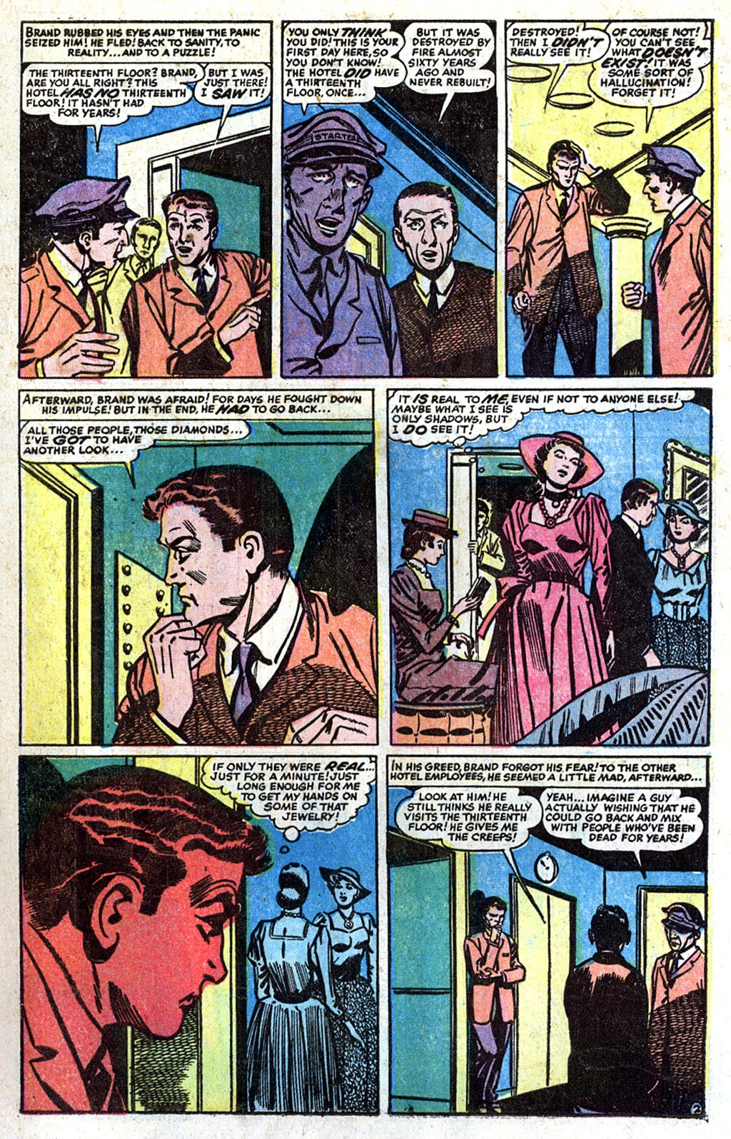 Mystic (1951) issue 61 - Page 9