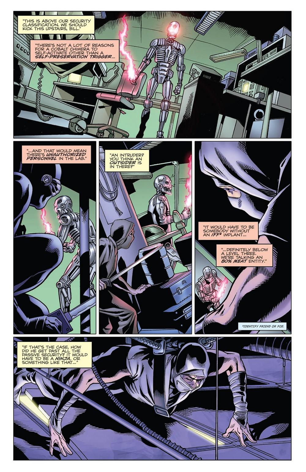 G.I. Joe: A Real American Hero 175 Page 5