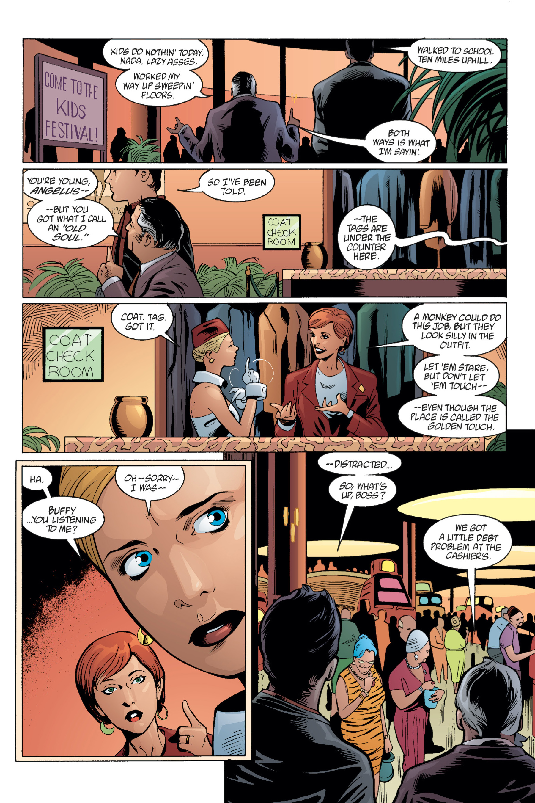 Read online Buffy the Vampire Slayer: Omnibus comic -  Issue # TPB 1 - 129