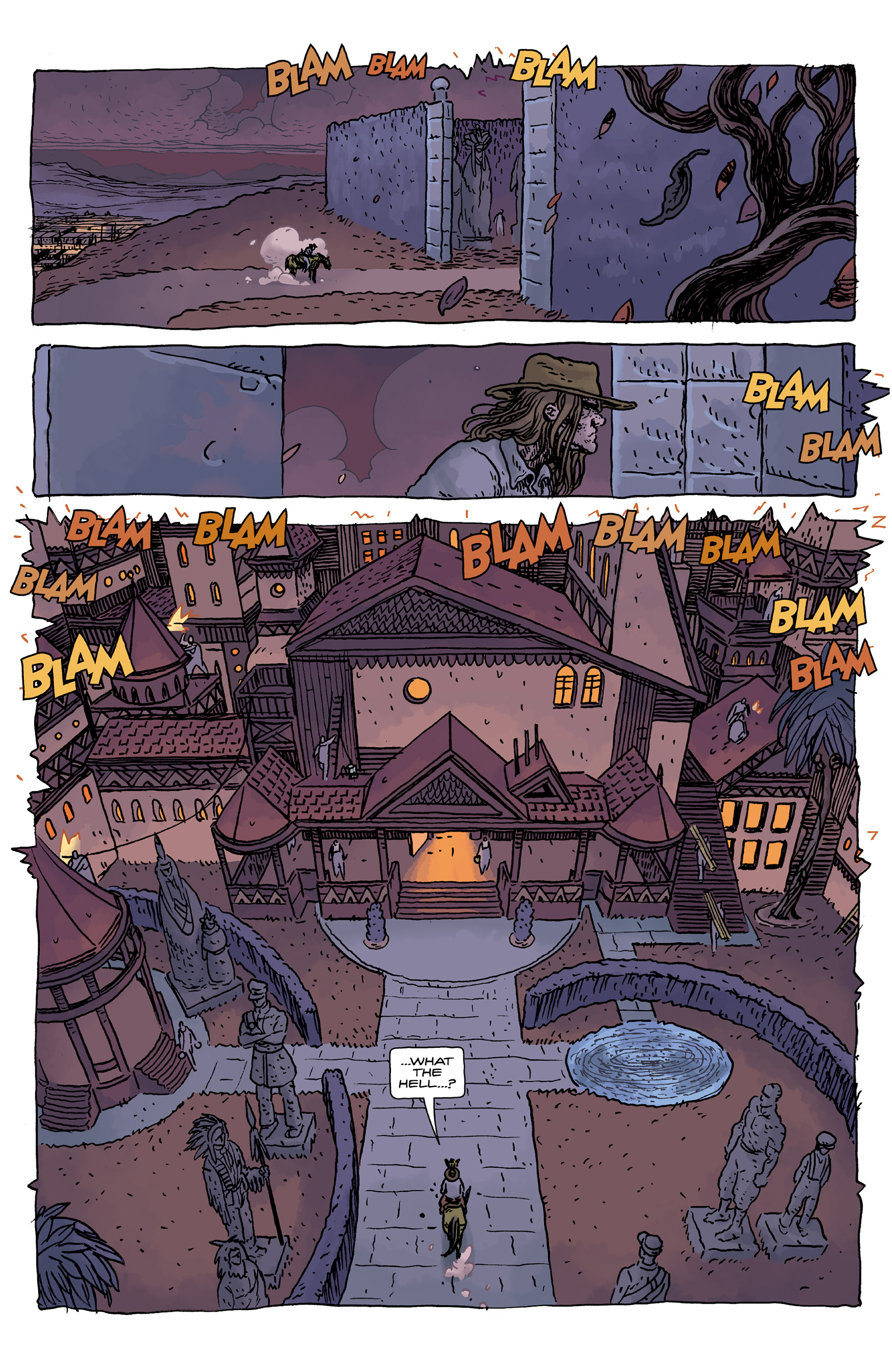 House of Penance 1 Page 21